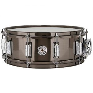 TAYE BBS1405 Brass snare drum 14x05' Black Nickel
