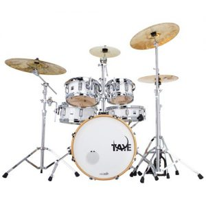 TAYE GK518F/WP GO Kit. White Pearl
