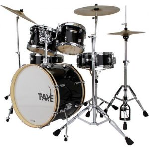 TAYE RP522J-SP-JB RockPro shell set - Jet Black