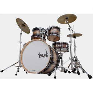 TAYE SB522S-SP/NBB Studio Birch Shell Set. Natural Black Burst