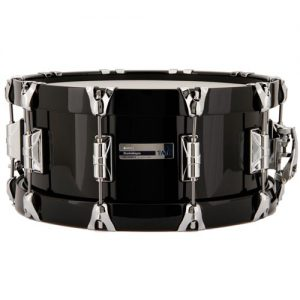 TAYE SM1406SWB/PB Studio Maple snaredrum 14x06 Wood Hoop Piano Black