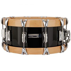 TAYE SM1406SWN/PB Studio Maple snaredrum 14x06' Wood Hoop piano black