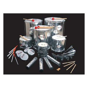 CONTEMPORANEA C-PACK02 Pro Series 20-delige Samba Pack